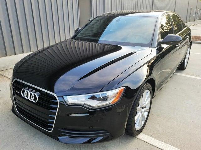 2014 Audi A6 2.0T quattro Premium Sedan AWD