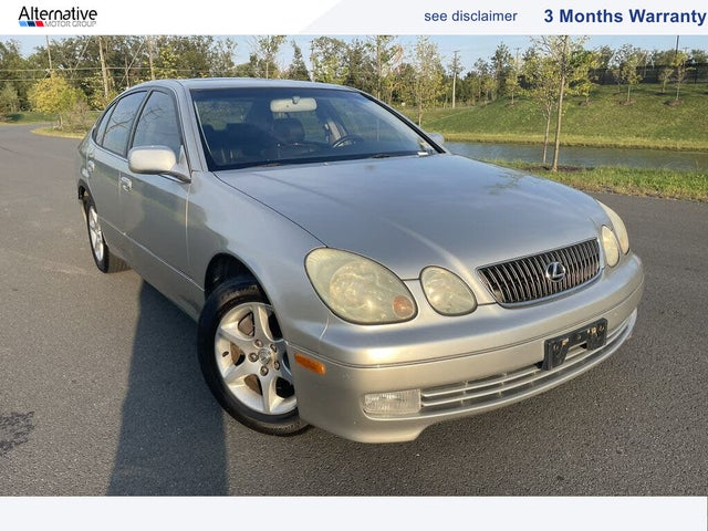 2001 Lexus GS 300 300 RWD
