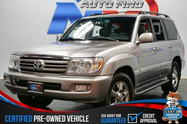 2007 Toyota Land Cruiser AWD