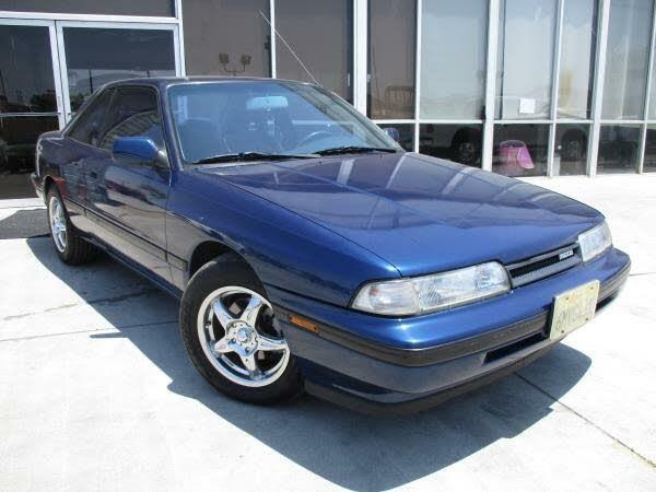 1988 Mazda MX-6 GT Turbo Coupe