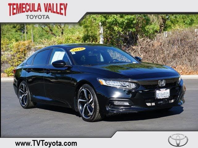 2018 Honda Accord 2.0T Sport FWD