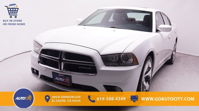 2011 Dodge Charger R/T Max RWD