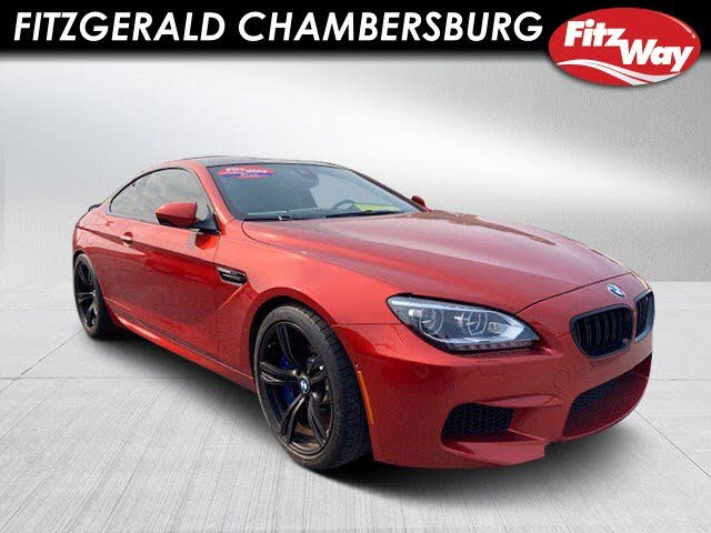 2015 BMW M6 Coupe RWD