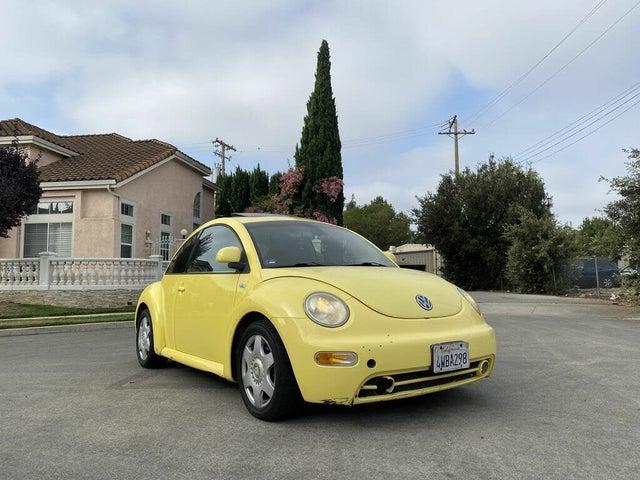 1999 Volkswagen Beetle 2 Dr GLS Hatchback