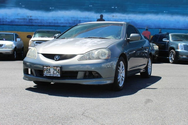 2006 Acura RSX FWD with Leather