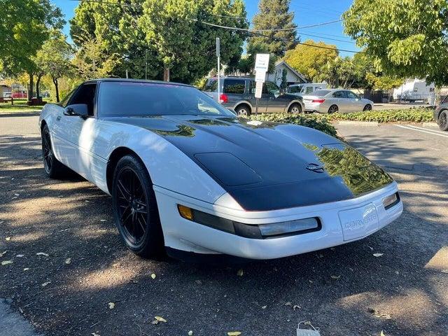 1991 Chevrolet Corvette Coupe RWD