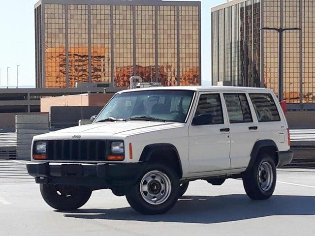 1998 Jeep Cherokee SE 4-Door 4WD