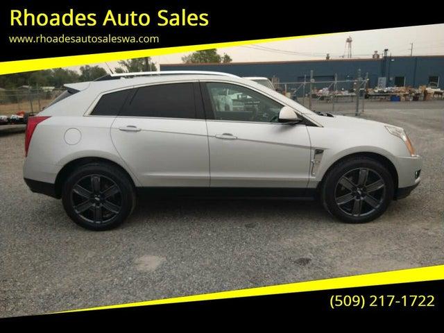 2010 Cadillac SRX Premium AWD