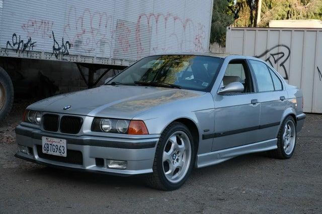 1998 BMW M3 Sedan RWD