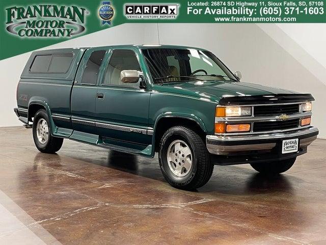 1994 Chevrolet C/K 1500 Silverado Extended Cab 4WD