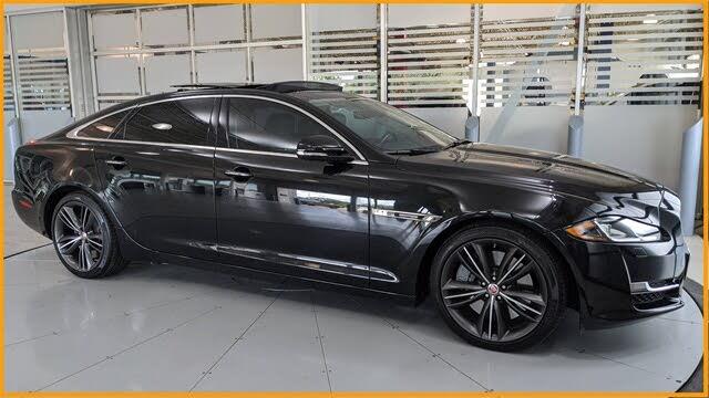2019 Jaguar XJ-Series