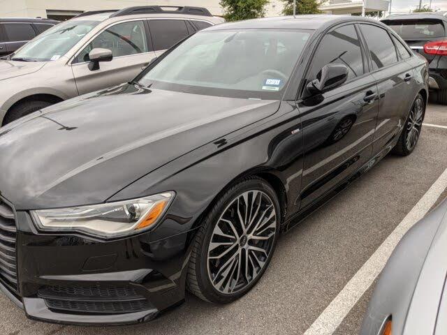 2018 Audi A6 2.0T Premium Sedan FWD