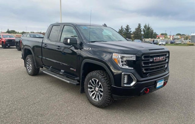 2019 GMC Sierra 1500 AT4 Double Cab 4WD