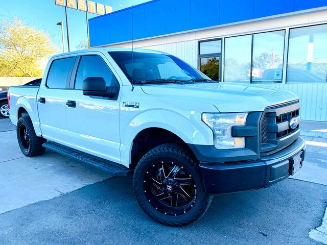 2015 Ford F-150 King Ranch SuperCrew