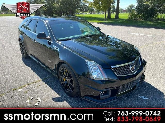 2014 Cadillac CTS-V Wagon RWD