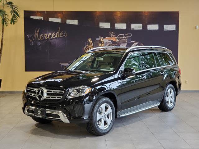 2019 Mercedes-Benz GLS-Class GLS 450 4MATIC AWD