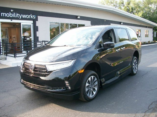 2022 Honda Odyssey EX-L FWD