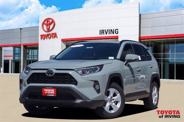 2021 Toyota RAV4 XLE FWD