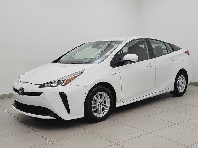 2021 Toyota Prius 2020 Edition FWD