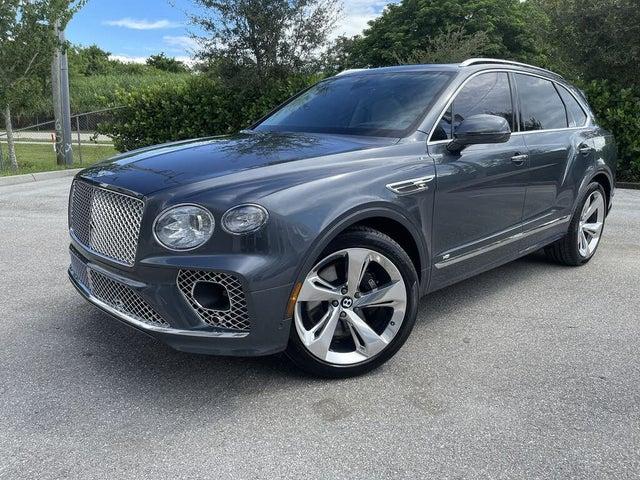 2021 Bentley Bentayga V8 AWD