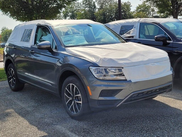 2021 Volkswagen Tiguan 2.0T SE 4Motion AWD