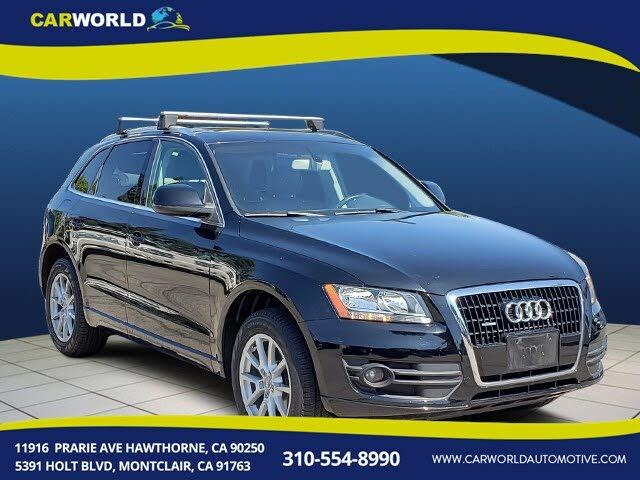 2009 Audi Q5 3.2 quattro Premium AWD