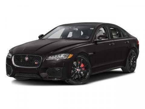 2016 Jaguar XF XF S AWD
