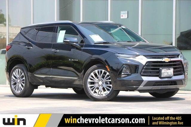 2021 Chevrolet Blazer Premier AWD