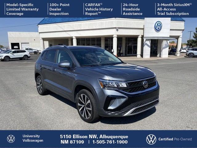 2022 Volkswagen Taos SE FWD