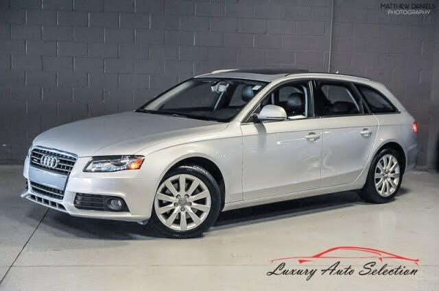 2009 Audi A4 Avant 2.0T quattro Premium Plus AWD