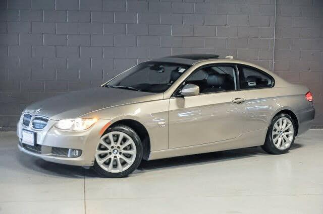 2010 BMW 3 Series 335i xDrive Coupe AWD