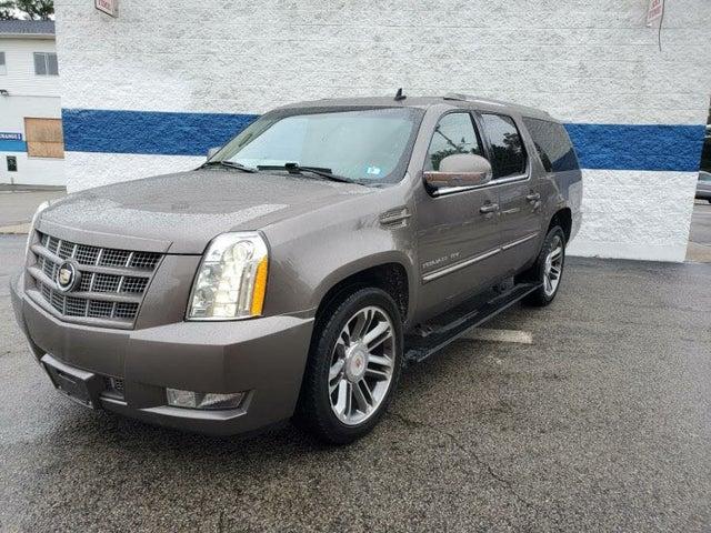 2012 Cadillac Escalade ESV Premium 4WD