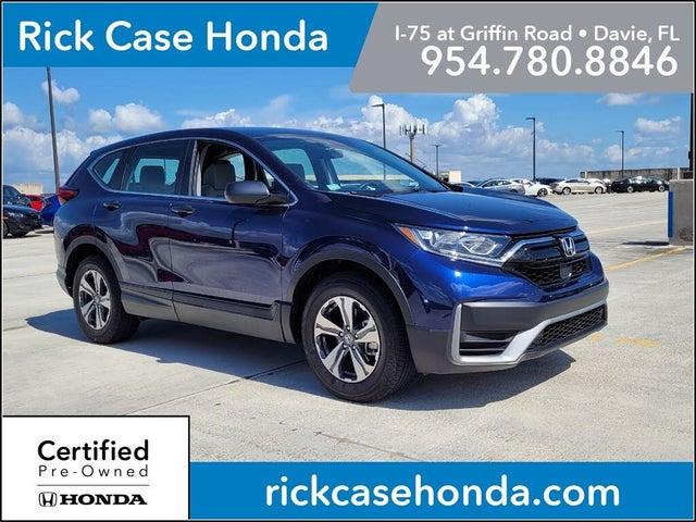 2020 Honda CR-V LX FWD