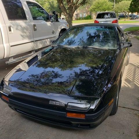 1988 Mazda RX-7 Convertible