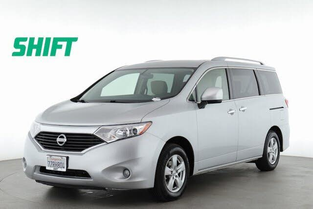 2016 Nissan Quest SV