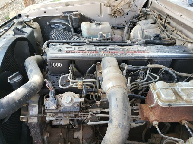 1992 Dodge RAM 350 LE Turbodiesel Club Cab LB 4WD