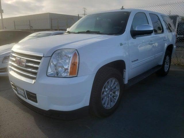 2012 GMC Yukon Hybrid RWD