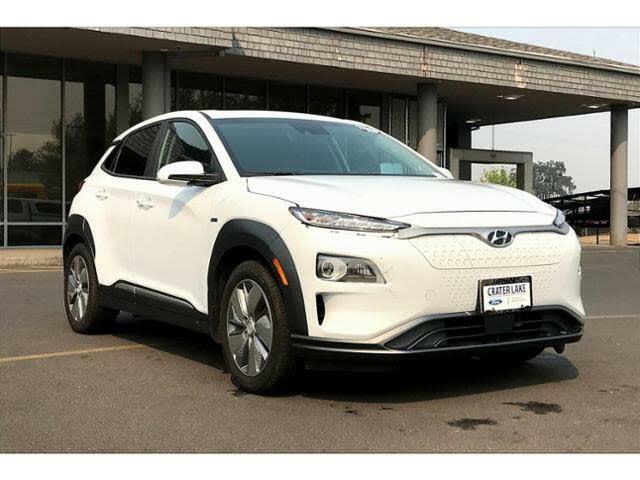 2020 Hyundai Kona Electric Ultimate FWD