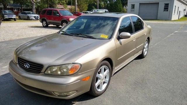 2004 INFINITI I35 Luxury FWD