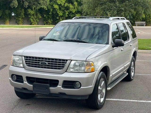 2003 Ford Explorer Limited V6 4WD