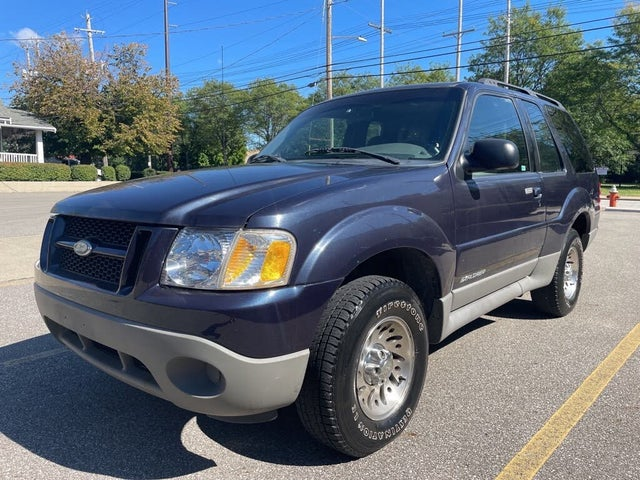 2001 Ford Explorer Sport 2WD