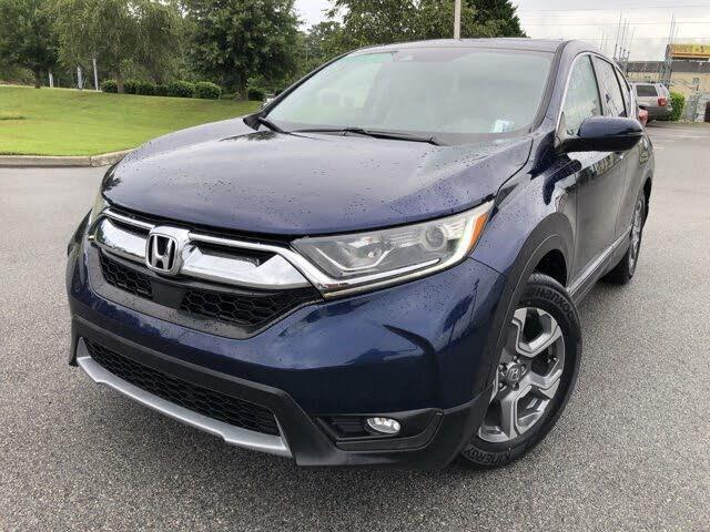2017 Honda CR-V EX-L FWD with Navigation