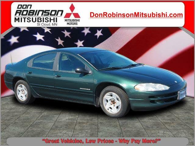 1998 Dodge Intrepid FWD