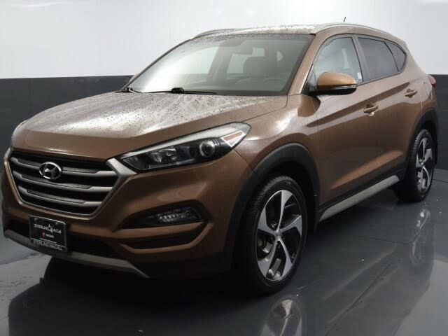 2017 Hyundai Tucson 1.6T Sport AWD