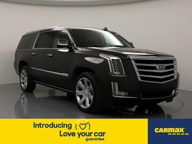 2017 Cadillac Escalade ESV Premium Luxury RWD
