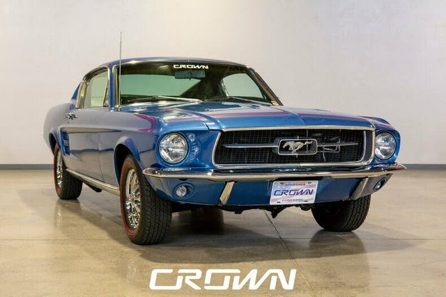 1967 Ford Mustang Fastback RWD