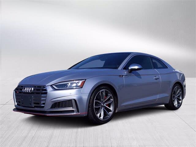 2018 Audi S5 3.0T quattro Premium Plus Coupe AWD