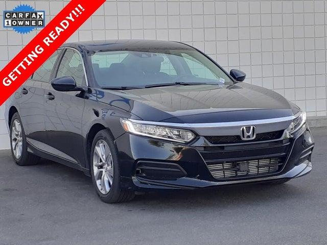 2018 Honda Accord 1.5T LX FWD