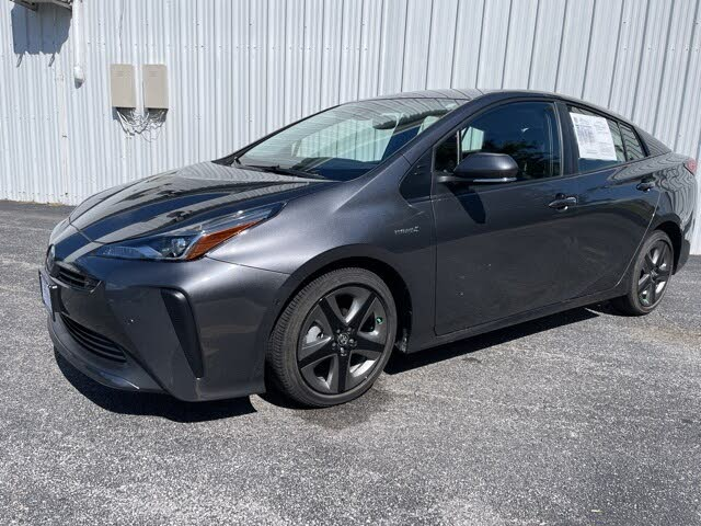 2021 Toyota Prius Limited FWD