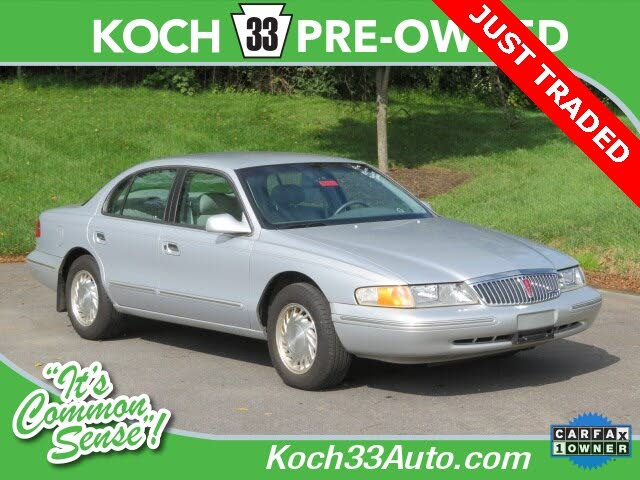 1997 Lincoln Continental FWD